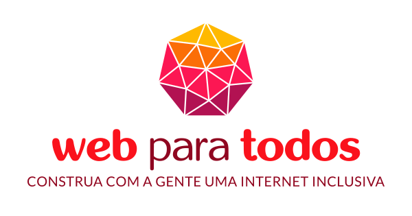 Logotipo do Web Para Todos