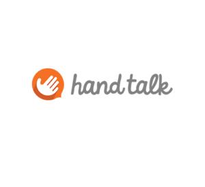 Logotipo Hand Talk