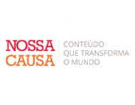 Logotipo Nossa Causa