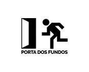 Logo do Porta dos Fundos
